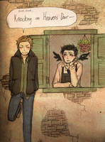 SPN:Knocking on Heaven's Door by KuroLaurant