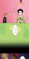 SPN: Under Mistletoe by KuroLaurant