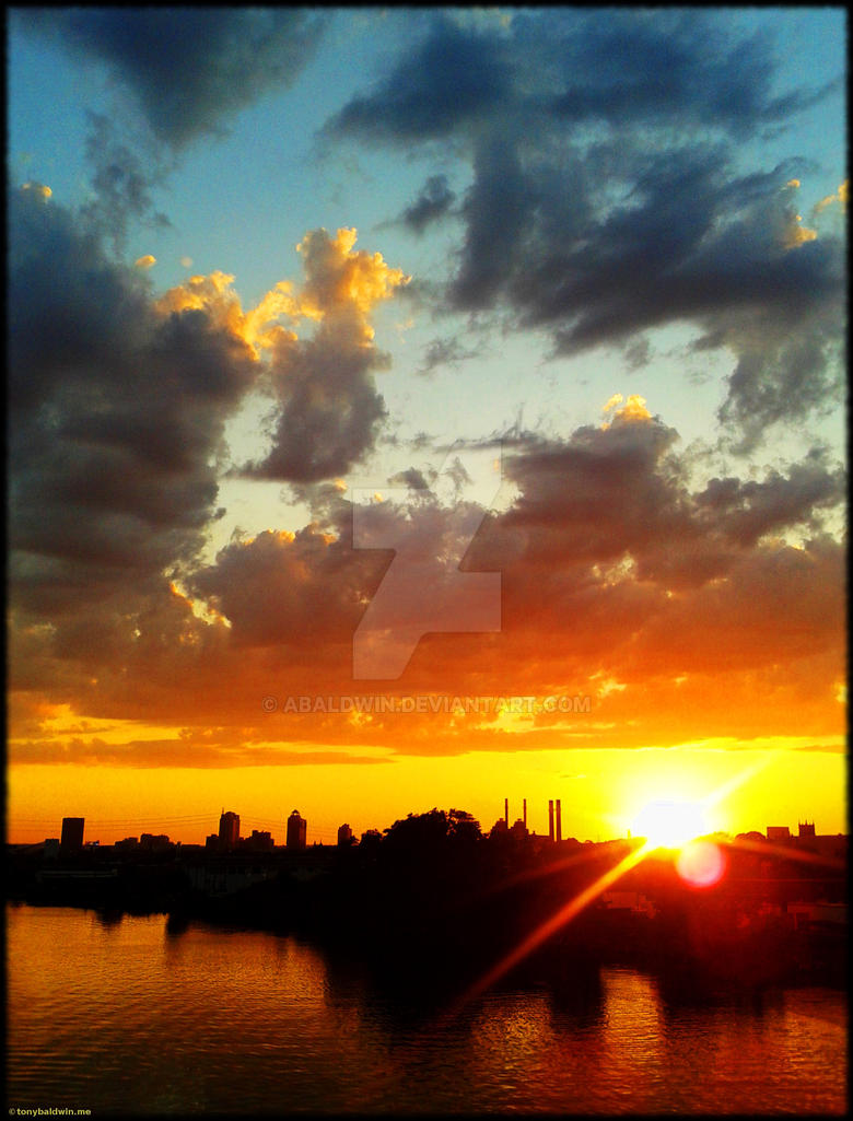 Nhvnsunset20120701 by abaldwin