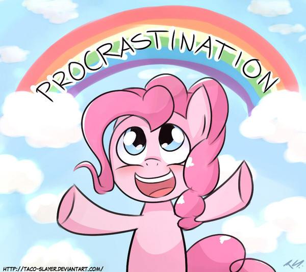Procrastination by Taco-slayer