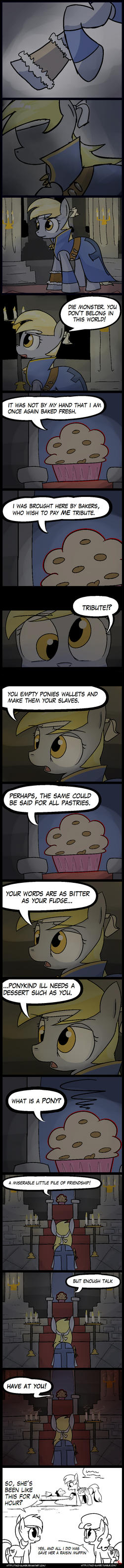 MLP FiM Comic: Symphony of the Muffin by Taco-slayer