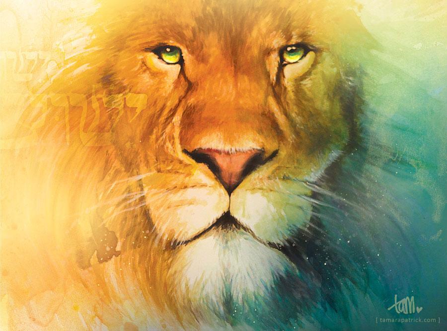 Lion Of Judah By Tpatrick On Deviantart