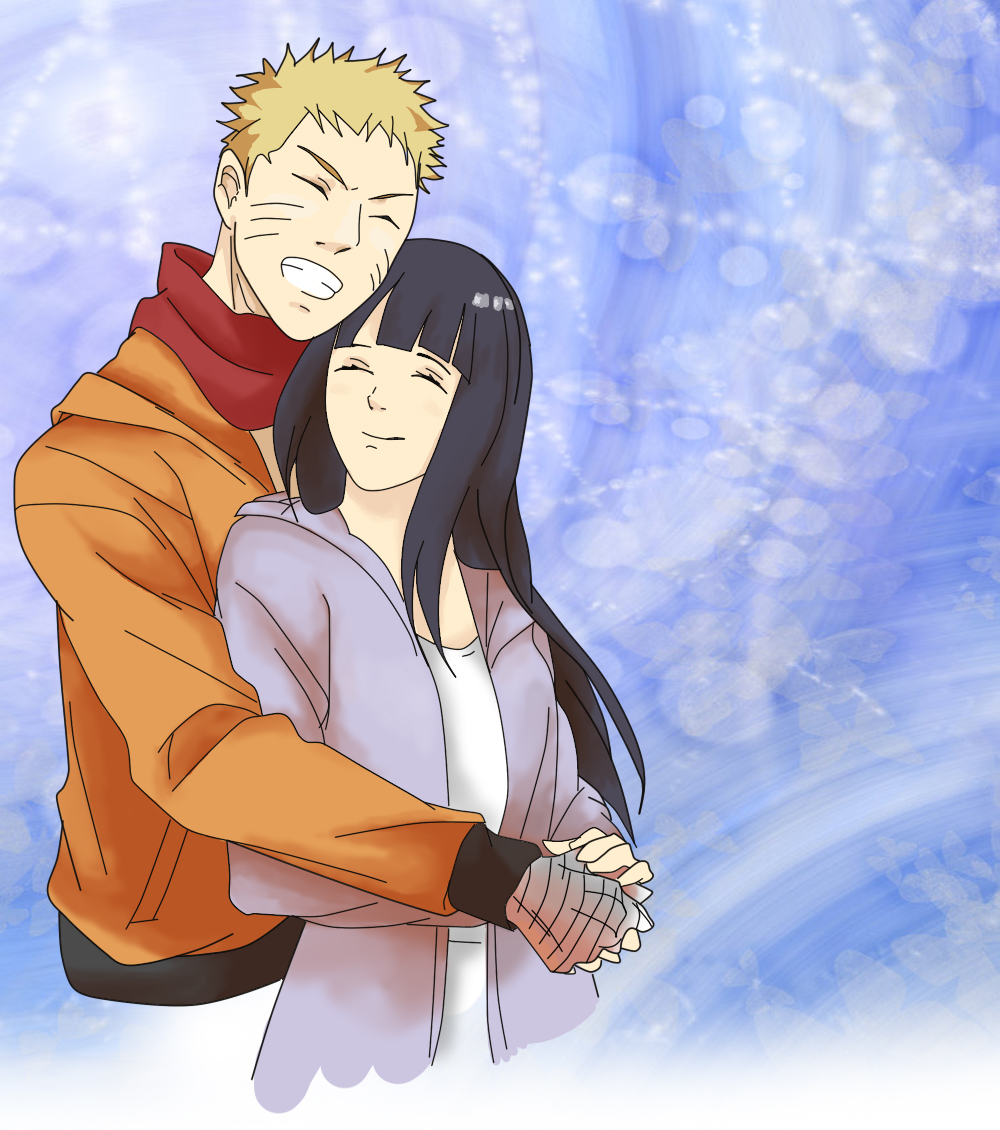 Was naruto hinata love necessary words
