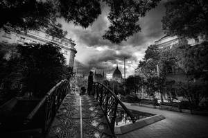Budapest by psdlights