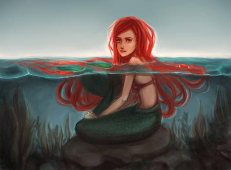 The Little Mermaid: Ariel