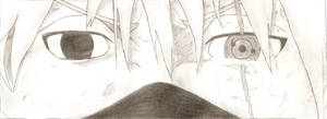Kakashi Cries