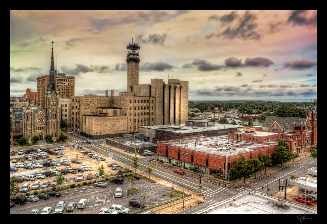 Bird's Eye View IV HDR by joelht74