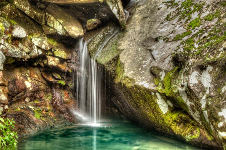 Falls at Pett Jean II by joelht74