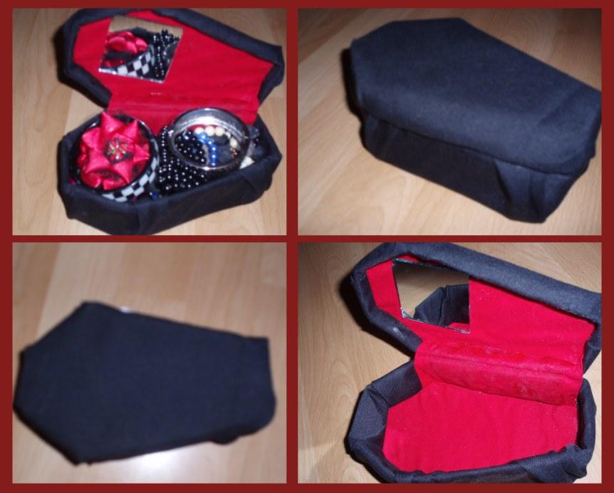 Coffin Jewellery Box by xjaneax on DeviantArt