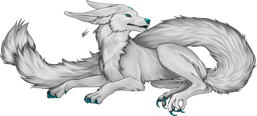 Grypwolf by Kuro2Kazu