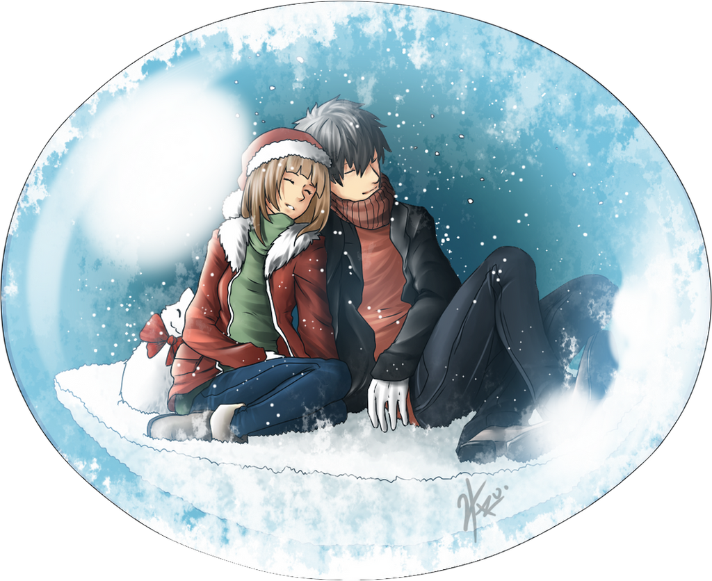 SnowGlobe by JustoKazu