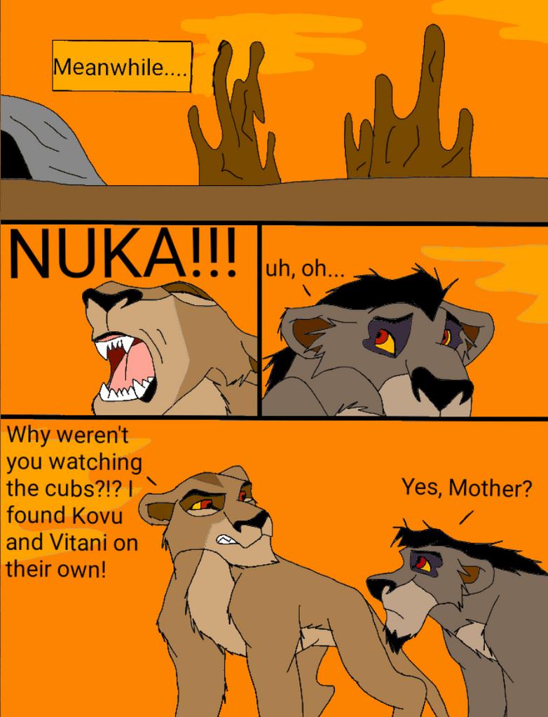 The Dead Prince: Page 4 by PhoenixFirre