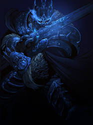 The Lich King by Heksagon
