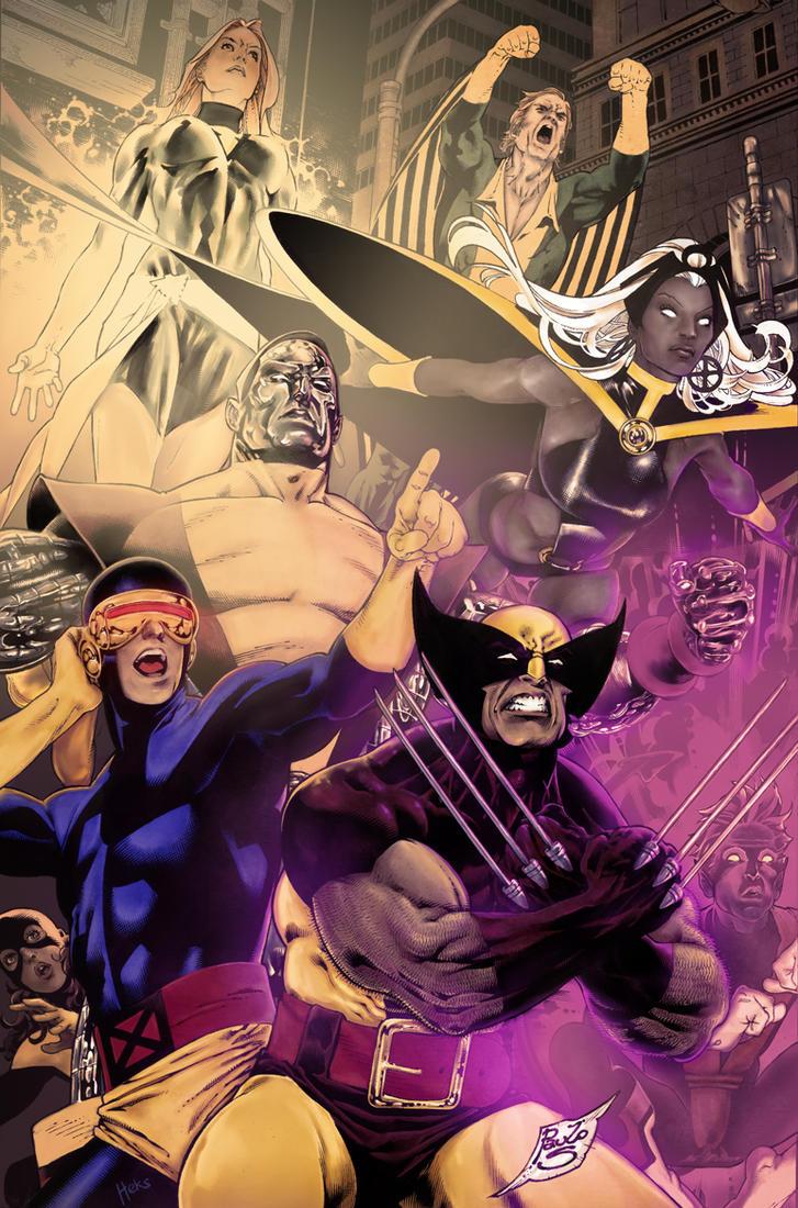 X- Men by Heksagon