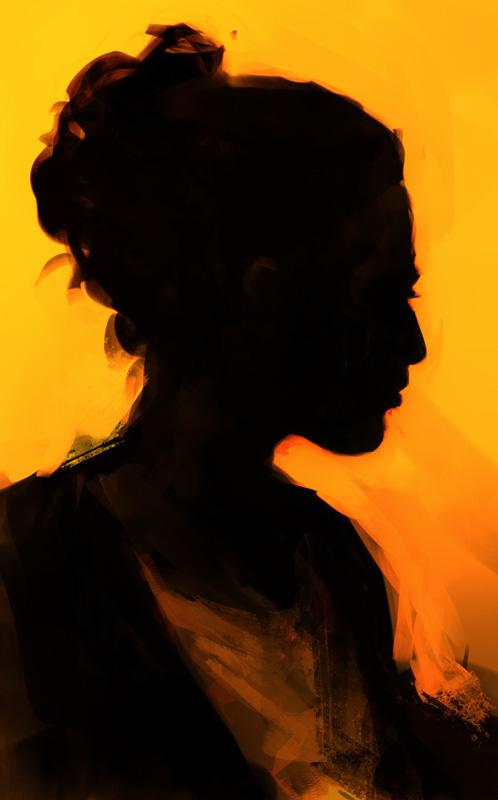 Orange by Heksagon