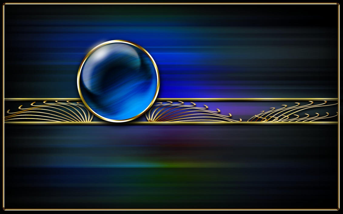 Simply Blue II by PeterPawn