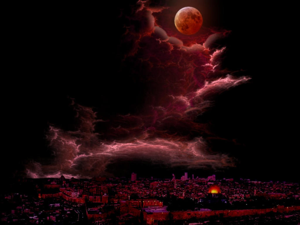 Blood Moon Prophecy by PeterPawn