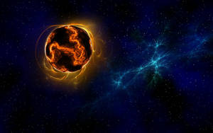 Solar Flares by PeterPawn