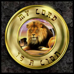 My Lord Is A Lion