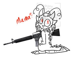 mama by Dr3amyPast3l