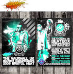 Uk Beatbox Championships Flyer