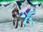 Odd Logic and Violet Dream, Christmas snow