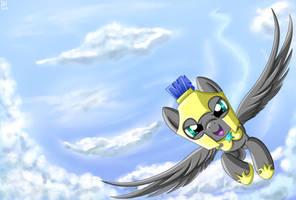 Cloudzapper8 commission! by Violetdreamzz