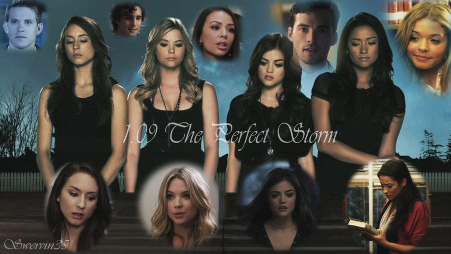 Pretty Little Liars saison 1 complet serie streaming vf et ...