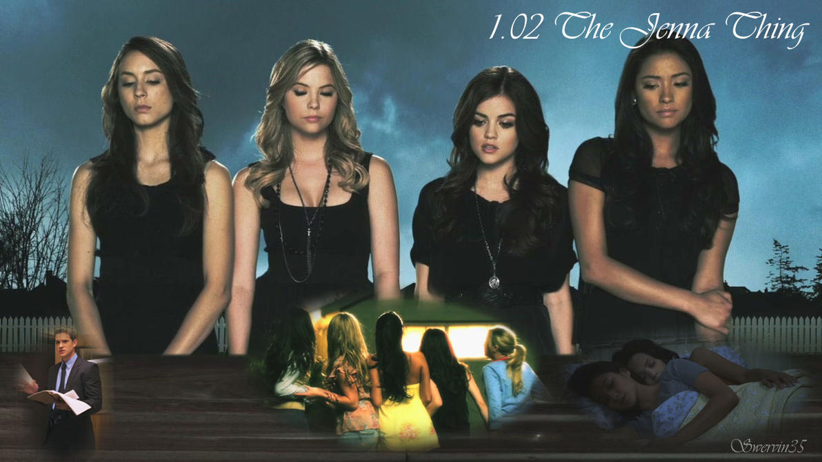 Pretty Little Liars Season 1 Episode 2 by swervin35 on ...