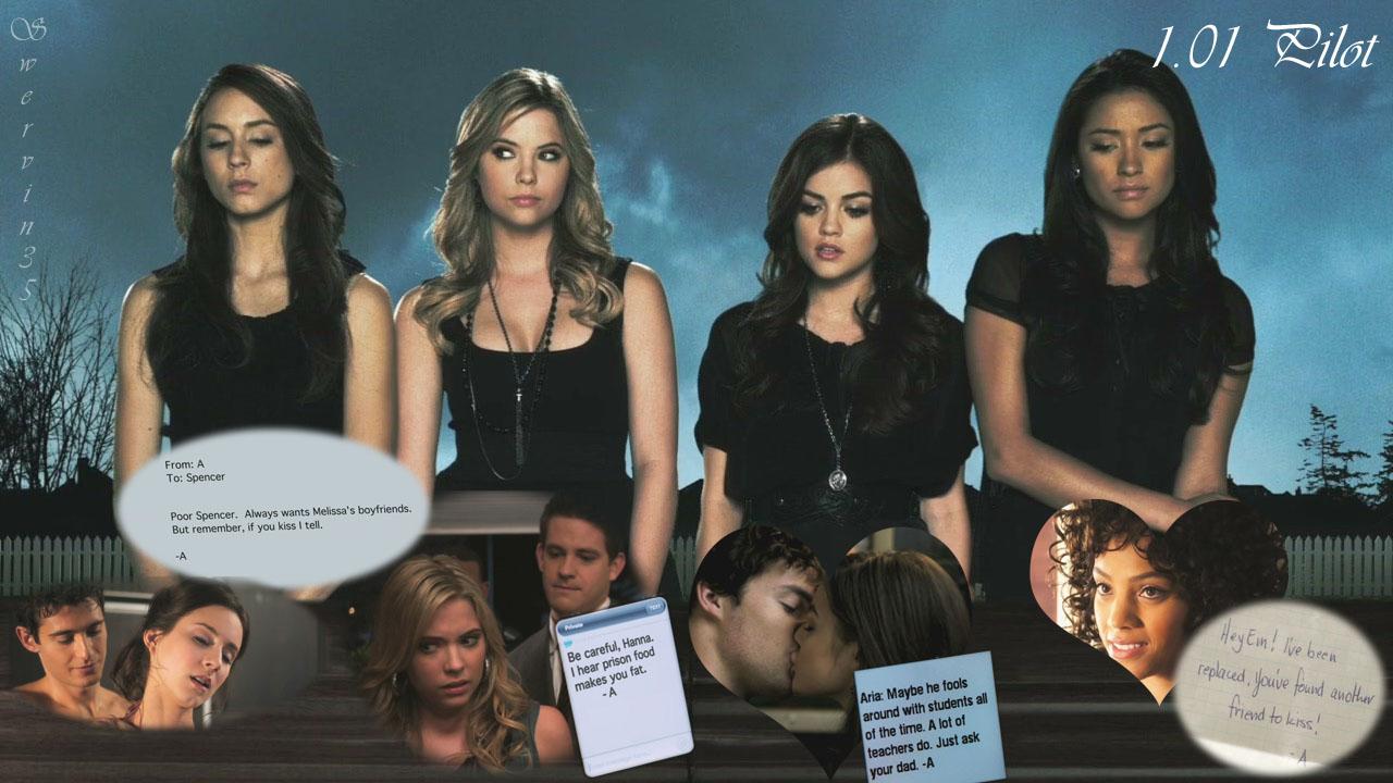 Pretty Little Liars Season 1 Episode 1 by swervin35 on ...