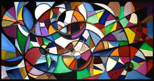 geometric chaos becomes order by Sozra