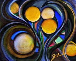 Geometric Free Formed Fruit by Sozra