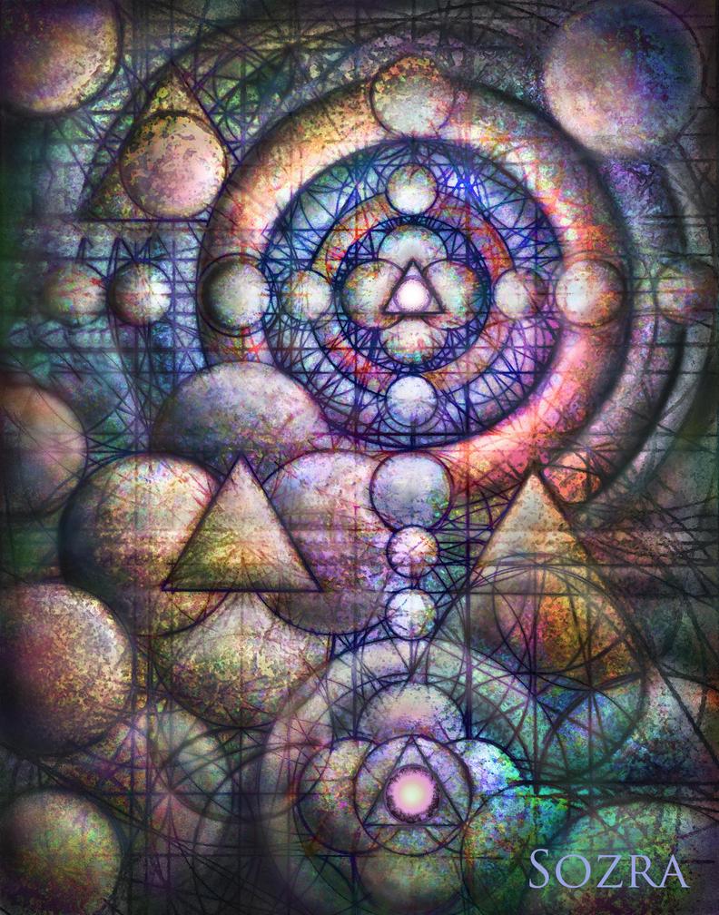 Digital Alchemy by Sozra