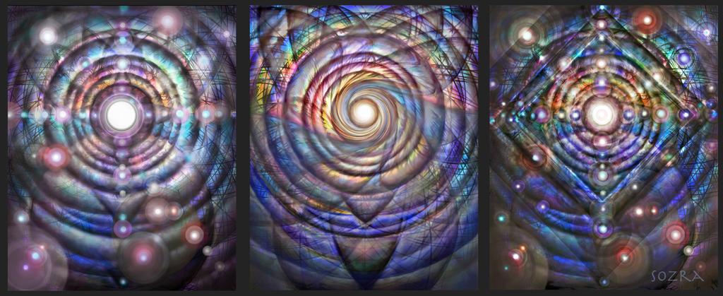 Multiverse Vortex by Sozra