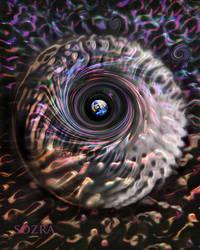 Multidimensionally Cymaticly Going Home by Sozra