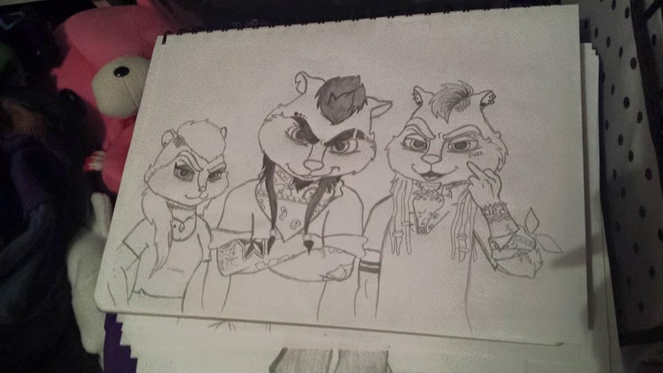 Draw by chpmnk