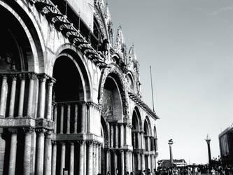 basilica di san marco. by Freecaster