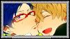 Rei x Nagisa Stamp