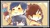 KaiMei Stamp by Shichi-Saruko