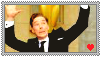 Photobomb Benedict Stamp by Shichi-Saruko
