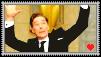 Photobomb Benedict Stamp by Shichi-Saruko