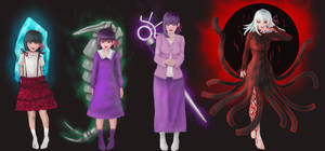 Sakura Matou's life and times (Daily art 11)