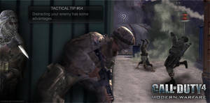 Call of Duty 4 - Tactic 54