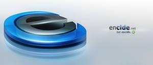 Encide.net - 3D Logo