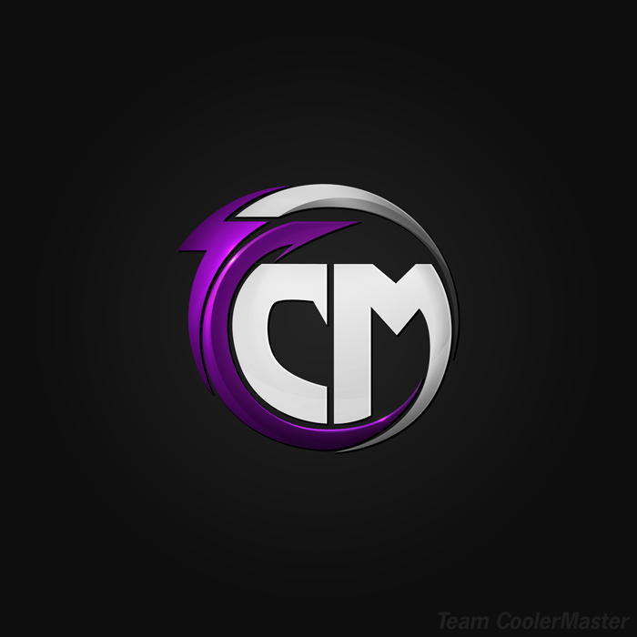 Team CoolerMaster - Logo by Axertion