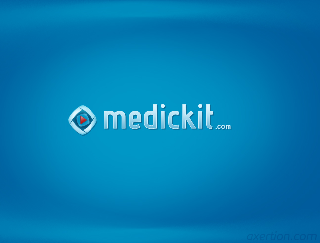 MedicKit.com Logo by Axertion