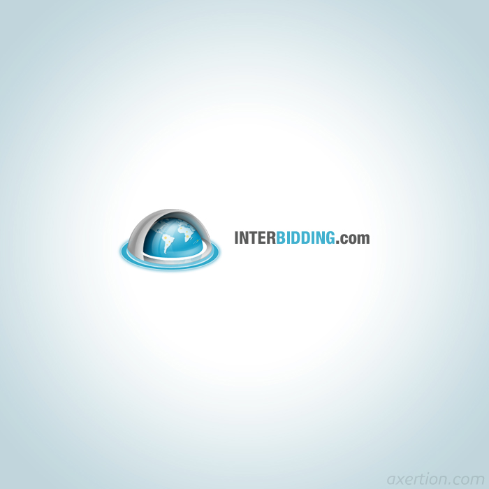 InterBidding.com Logo by Axertion