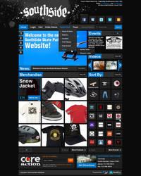 SouthSide Skate Park - Website