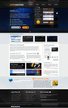 SkinGround.com v3