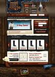 ShopCircleE - Website Concept
